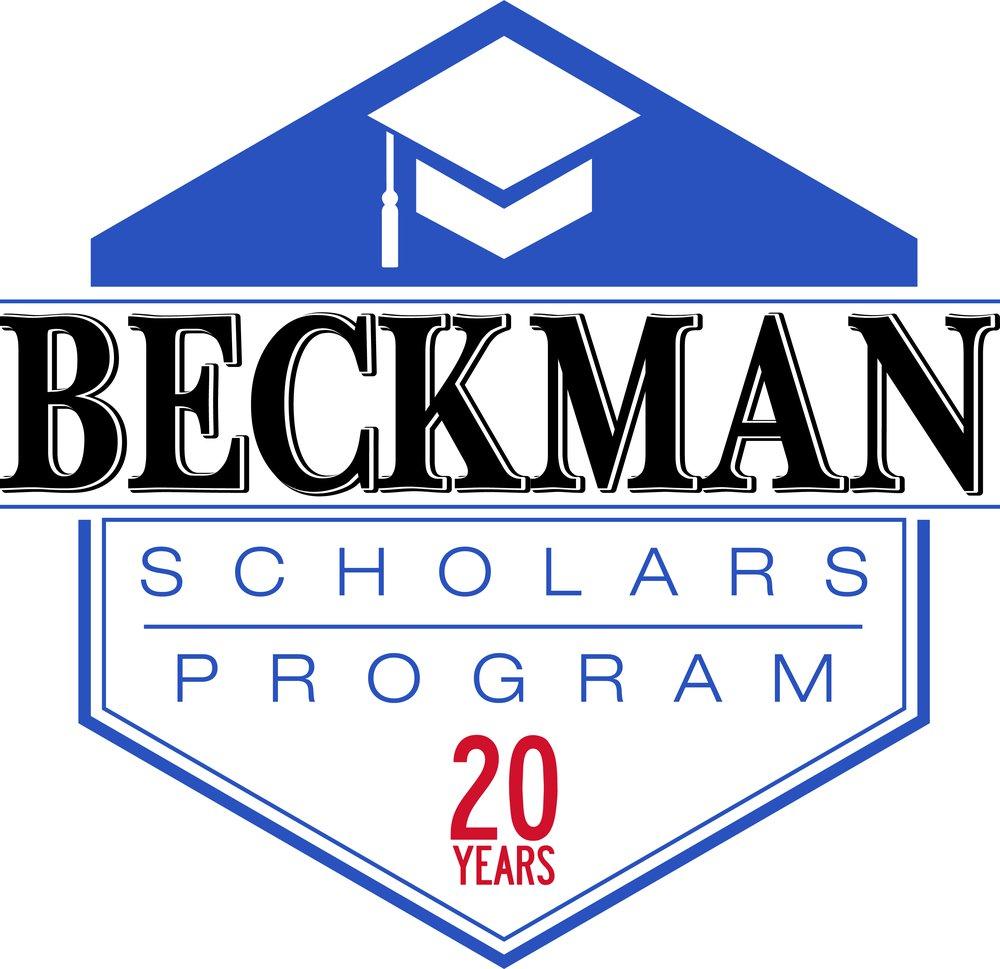 Beckman Scholars 20 Years logo.jpg