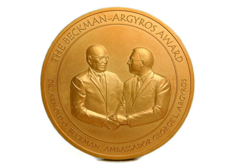Beckman-Argyros Medallion