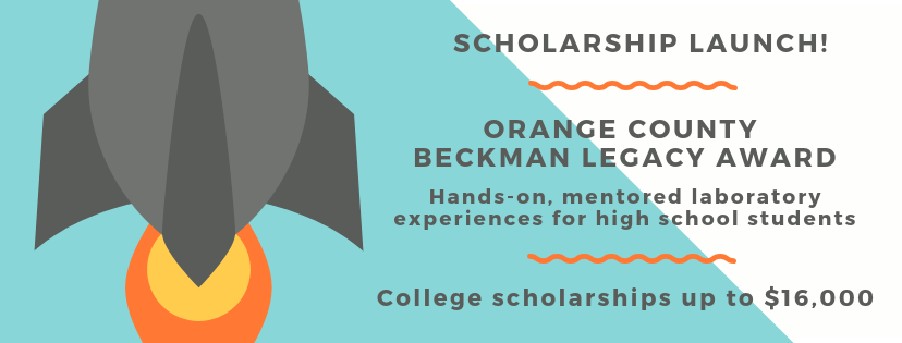 OC Beckman Legacy Award Announcement