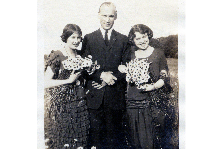 Mabel and Arnold with Hazel Meinzer.png