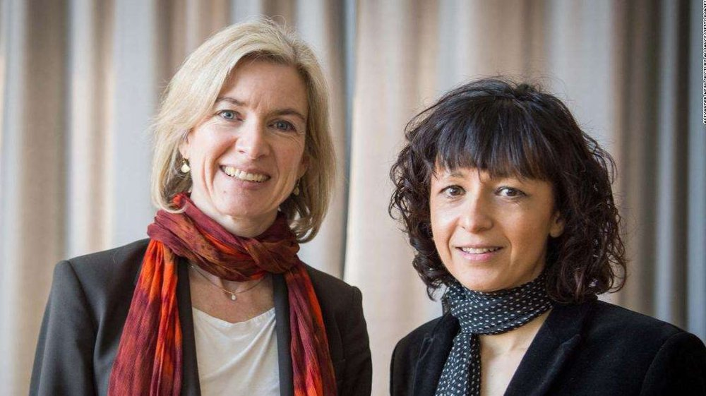 1996 Beckman Young Investigator Jennifer A. Doudna and Emmanuelle Charpentier Named Co-Recipients of The Nobel Prize in Chemistry 2020