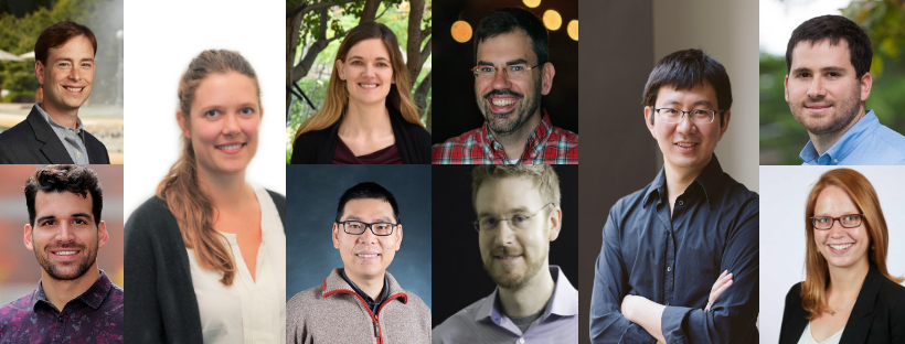 2019 Beckman Young Investigators