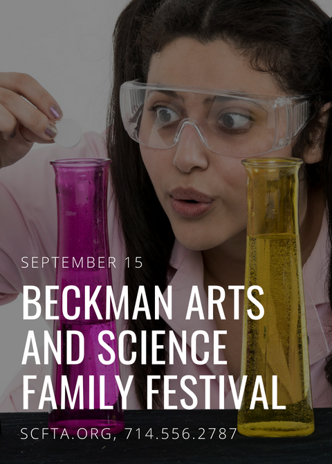 Beckman Arts and Science Family Festival